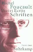 Cover-Bild zu Foucault, Michel: Schriften in vier Bänden. Dits et Ecrits