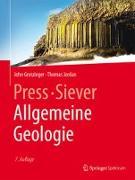 Cover-Bild zu Grotzinger, John: Press/Siever Allgemeine Geologie