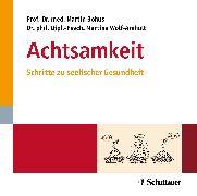 Cover-Bild zu Achtsamkeit von Bohus, Martin