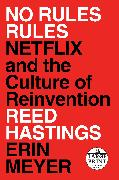 Cover-Bild zu No Rules Rules von Hastings, Reed