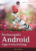 Cover-Bild zu Meier, Reto: Professionelle Android App-Entwicklung (eBook)