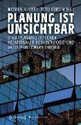 Cover-Bild zu Kurath, Monika (Hrsg.): Planung ist unsichtbar (eBook)