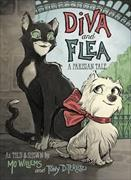 Cover-Bild zu Willems, Mo: Diva and Flea: A Parisian Tale
