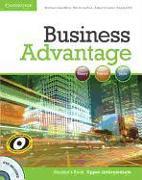 Cover-Bild zu Handford, Michael: Business Advantage Upper-intermediate Student's Book