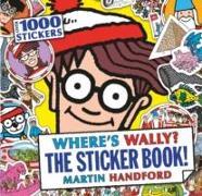 Cover-Bild zu Handford, Martin: Where's Wally? the Sticker Book!