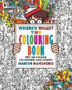 Cover-Bild zu Handford, Martin: Where's Wally? The Colouring Book