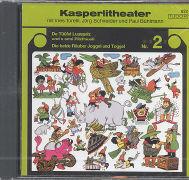 Cover-Bild zu Torelli, Ines (Gelesen): De Tüüfel Luuspelz und s armi Pilzfraueli / Die beide Räuber Joggel und Toggel