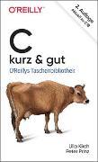Cover-Bild zu Kirch, Ulla: C - kurz & gut