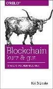 Cover-Bild zu Brünnler, Kai: Blockchain kurz & gut