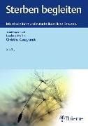 Cover-Bild zu Huber, Gudrun (Hrsg.): Sterben begleiten