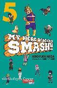 Cover-Bild zu My Hero Academia Smash 5