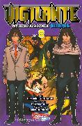 Cover-Bild zu Vigilante - My Hero Academia Illegals 8