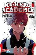 Cover-Bild zu My Hero Academia 5