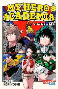 Cover-Bild zu My Hero Academia 8