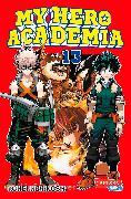 Cover-Bild zu My Hero Academia 13