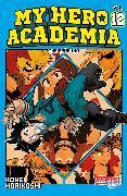 Cover-Bild zu My Hero Academia 12