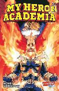 Cover-Bild zu My Hero Academia 21