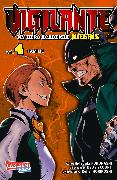 Cover-Bild zu Vigilante - My Hero Academia Illegals 4