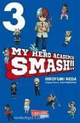 Cover-Bild zu My Hero Academia Smash 3