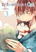Cover-Bild zu Minatsuki, Tsunami: My Roommate is a Cat 3