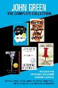 Cover-Bild zu Green, John: John Green: The Complete Collection (eBook)