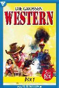 Cover-Bild zu Autoren, Diverse: Die großen Western Box 1 (eBook)