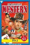 Cover-Bild zu Autoren, Diverse: Die großen Western Box 2 (eBook)