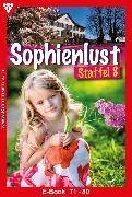Cover-Bild zu Autoren, Diverse: Sophienlust Staffel 8 - Familienroman (eBook)