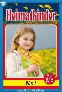 Cover-Bild zu Autoren, Diverse: Heimatkinder Box 1 - Heimatroman (eBook)