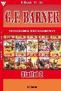 Cover-Bild zu Autoren, Diverse: G.F. Barner Staffel 2 - Western (eBook)