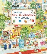 Cover-Bild zu Hofmann, Julia: Mein lustiges Such- und Wimmelbuch mit dem kleinen Hund