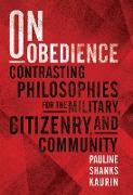 Cover-Bild zu On Obedience (eBook) von Shanks Kaurin, Pauline