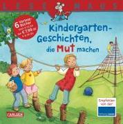 Cover-Bild zu Kindergarten-Geschichten, die Mut machen von Müller, Hildegard (Illustr.)
