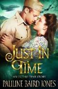 Cover-Bild zu Just in Time (Out of Time) (eBook) von Jones, Pauline Baird