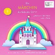 Cover-Bild zu Grimms Märchen, (ungekürzt) (Audio Download) von Grimm, Gebrüder