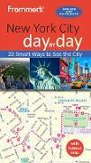 Cover-Bild zu Frommer's New York City day by day (eBook) von Frommer, Pauline