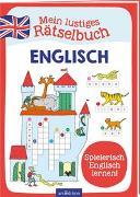 Cover-Bild zu Mein lustiges Rätselbuch Englisch von Bartl, Almuth
