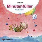 Cover-Bild zu Minutenfüller Klasse 1 von Bartl, Almuth