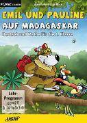 Cover-Bild zu Emil und Pauline auf Madagaskar von Bartl, Almuth