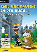 Cover-Bild zu Emil und Pauline in der Burg 2.0 von Bartl, Almuth