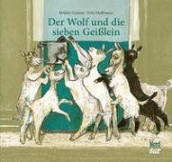 Cover-Bild zu Grimm, Brüder: Der Wolf und die sieben Geißlein