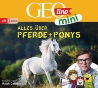Cover-Bild zu Dax, Eva: GEOlino mini: Alles über Pferde und Ponys (2)