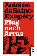Cover-Bild zu Saint-Exupéry, Antoine de: Flug nach Arras