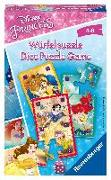 Cover-Bild zu Disney Princess Würfelpuzzle