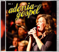 Cover-Bild zu Wittwer, Marcel (Prod.): Adonia-Gospel Vol. 01