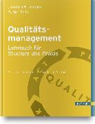 Cover-Bild zu Herrmann, Joachim: Qualitätsmanagement - Lehrbuch für Studium und Praxis