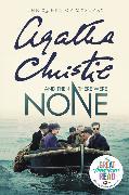Cover-Bild zu Christie, Agatha: And Then There Were None [TV Tie-in]