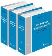 Cover-Bild zu Herdegen, Matthias (Hrsg.): Internationales Biotechnologierecht