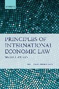 Cover-Bild zu Herdegen, Matthias: Principles of International Economic Law