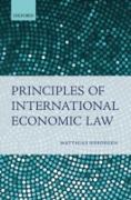 Cover-Bild zu Herdegen, Matthias: Principles of International Economic Law (eBook)